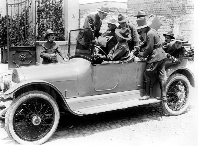 A 100 años de 'El automóvil gris' el primer docudrama del cinemexicano