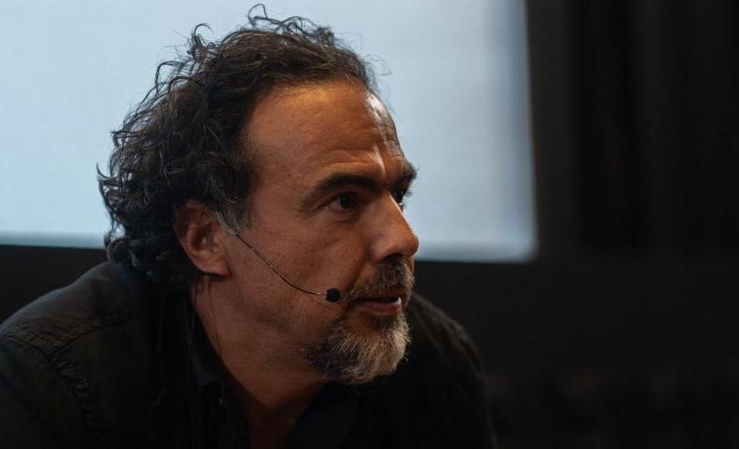 Ve aquí la clase magistral de Iñarritu en laENAC