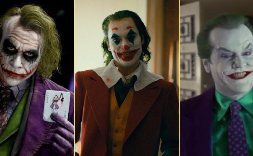Así ha representado el cine al Joker, el mejor villano deDC