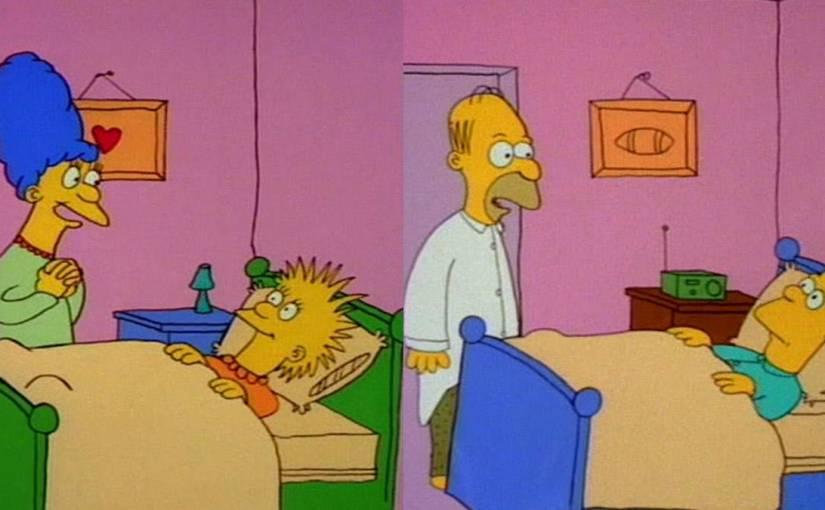 Así fue el comienzo de 'Los Simpson' en 'El show de TraceyUllman'
