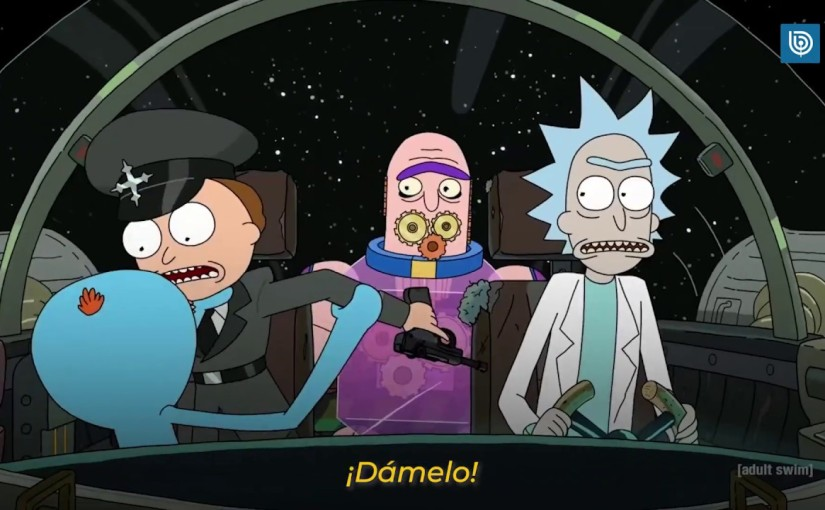 Cuarta temporada de 'Rick and Morty' ya tiene fecha deestreno