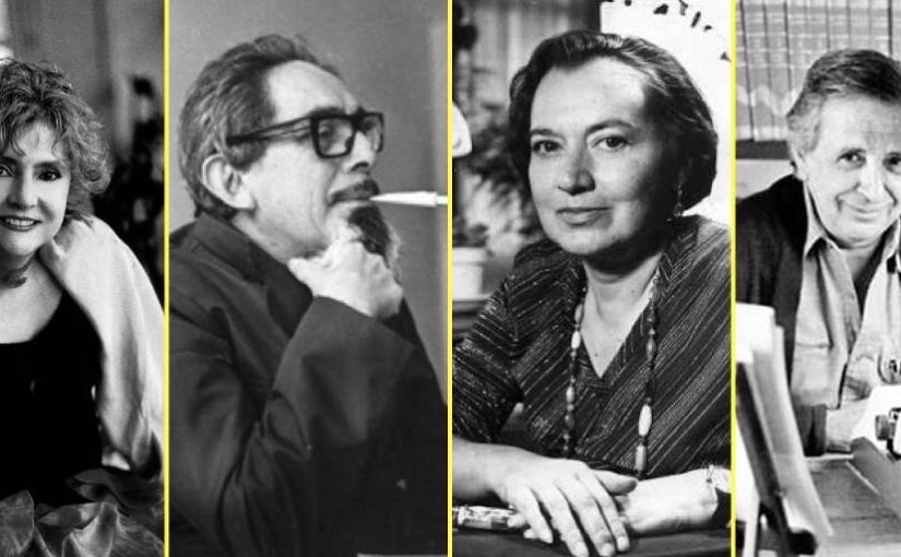 Grandes escritores mexicanos en el cinenacional