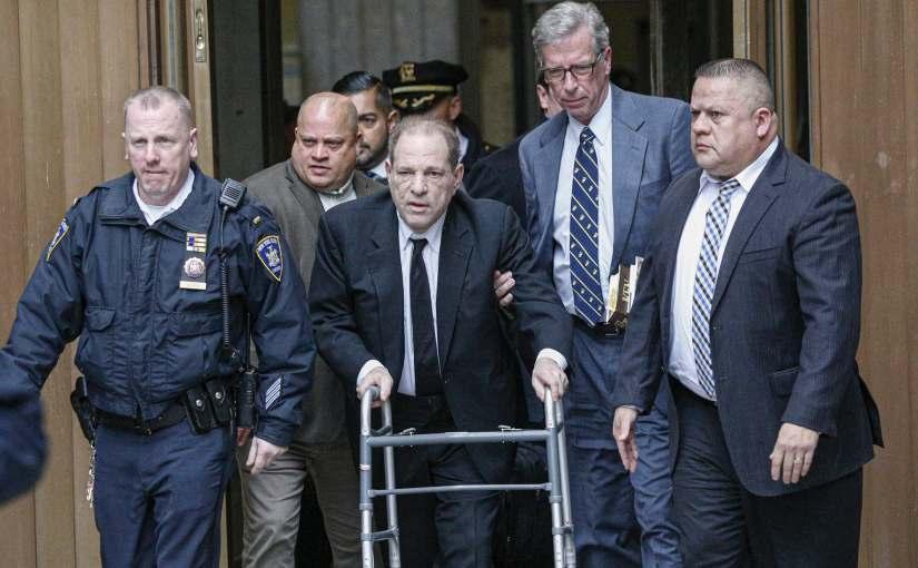 Comienza juicio contra Harvey Weinstein por delitossexuales