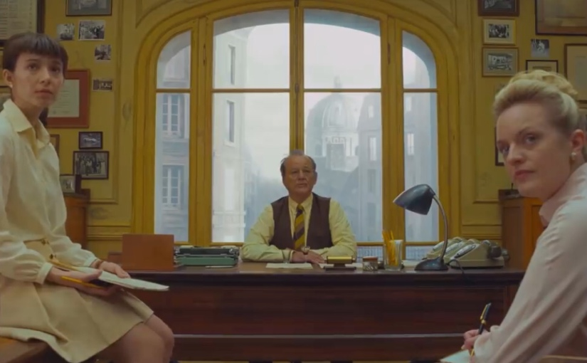 Primer trailer de 'The French Dispatch' lo nuevo de Wes Anderson