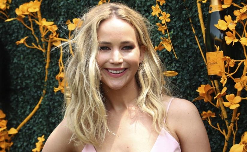 Jennifer Lawrence protagonizará nueva película de AdamMcKay