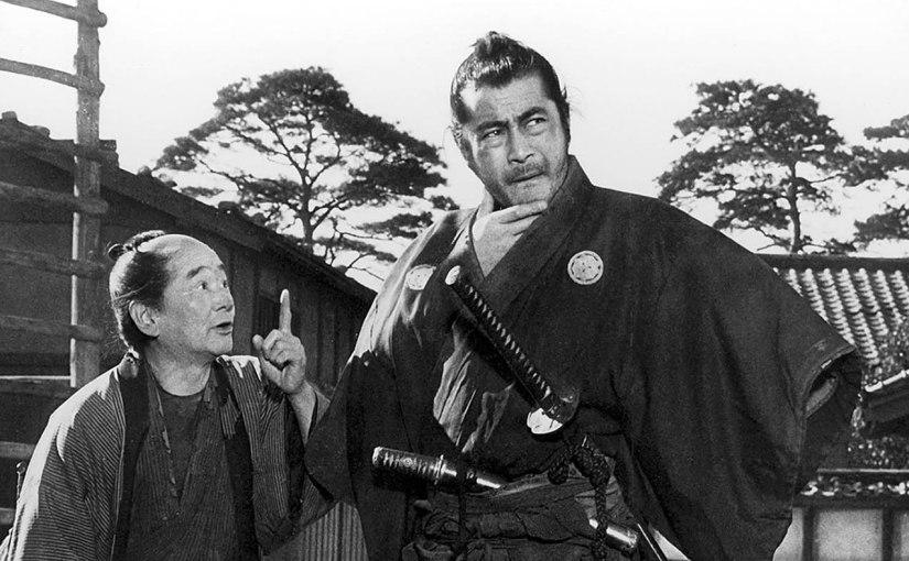 Yojimbo: Kurosawa, el western de Ford…y SergioLeone