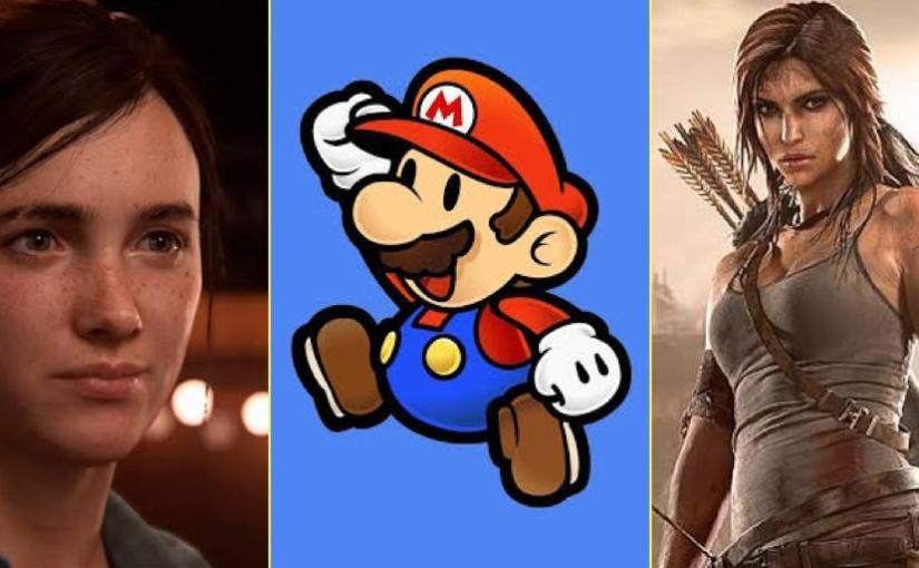 Los personajes más amados de losvideojuegos