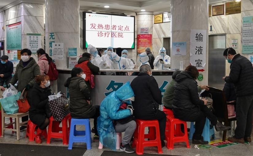 Así documentaron la pandemia los fotoperiodistas enChina