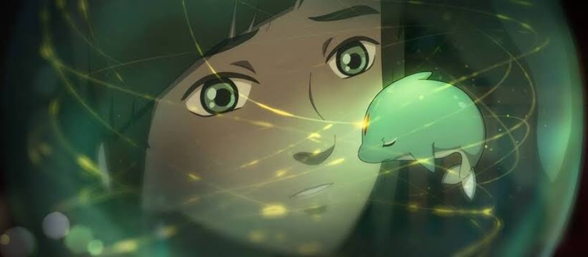 Bigfish and Begonia: filosofía china en forma de animación