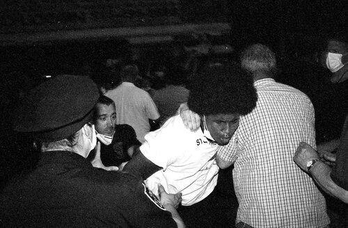 La fotografía de Chrystofer Davis: los rostros que buscan lajusticia