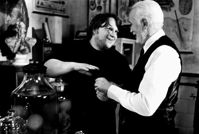 Necropia: la productora que Guillermo del Toro fundó a los 21años