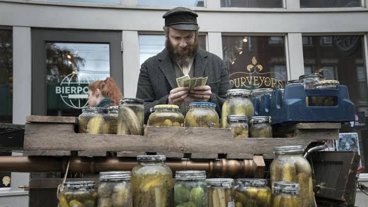 An American Pickle: defendiendo lastradiciones