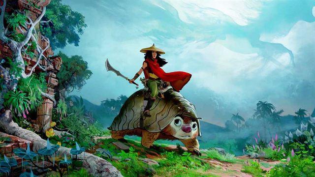 Lo que debes saber de 'Raya and the Last Dragon', la próxima película deDisney