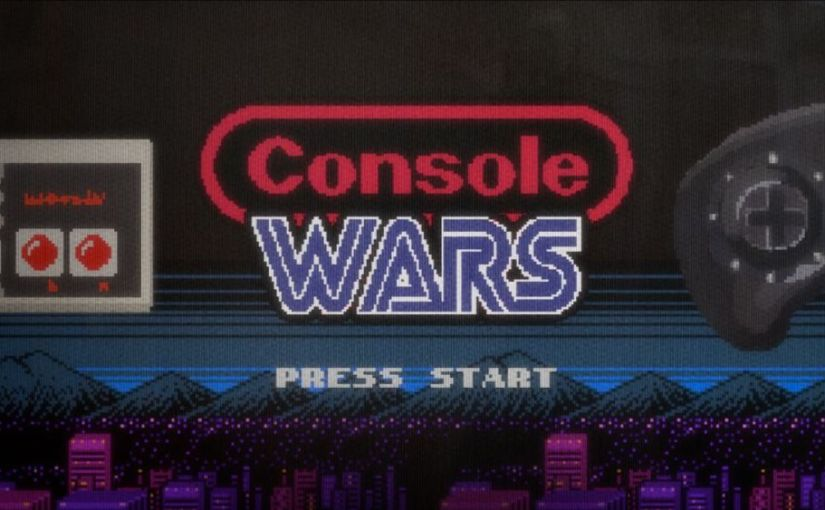 Console Wars: el documental sobre la pelea entre Nintendo ySega