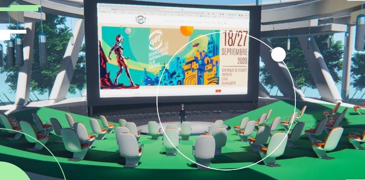 Presencial, autocinema, virtual: así podrás vivir el Festival de Cine deGuanajuato