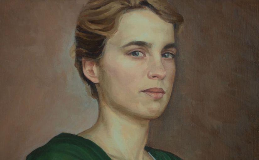 Hélène Delmaire, la artista detrás de 'Retrato de una mujer enllamas'