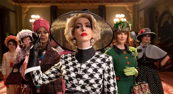 Primeras críticas a 'Las brujas', la nueva adaptación protagonizada por AnneHathaway