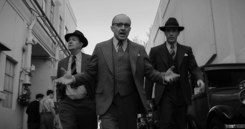 Ya hay trailer de 'Mank', la nueva película de DavidFincher