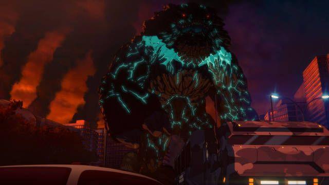 Primeras imágenes de la serie animada 'Pacific Rim: TheBlack'