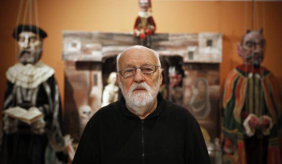 Realizan documental sobre el animador checo JanŠvankmajer